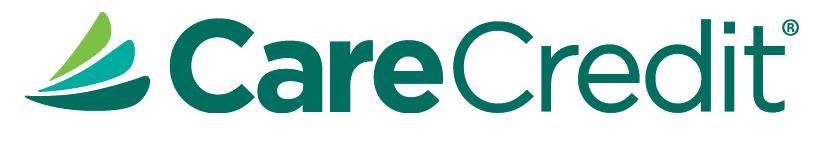 CareCredit logo for fast, secure, and easy payments